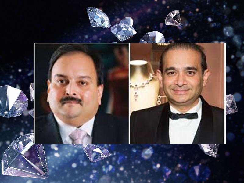 Nirav Modi और Mehul Choksi के 1350 करोड रुपए के हीरे-जवाहरात भारत लाए गए