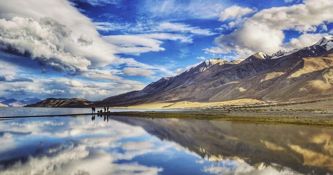 Indians visiting Ladakh no longer require an Inner line authorization - here is everything you need to know